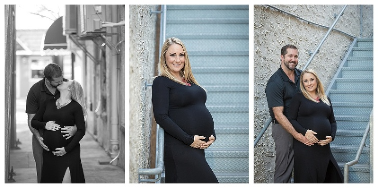 Cocoa Village FL maternity photographer session (2)